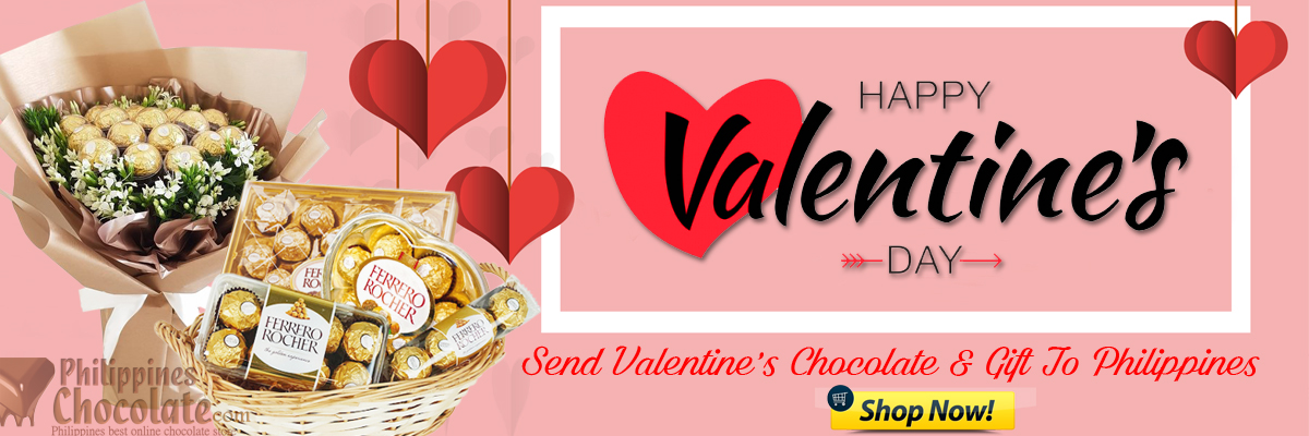 send valentines chocolate and gifts to philippines