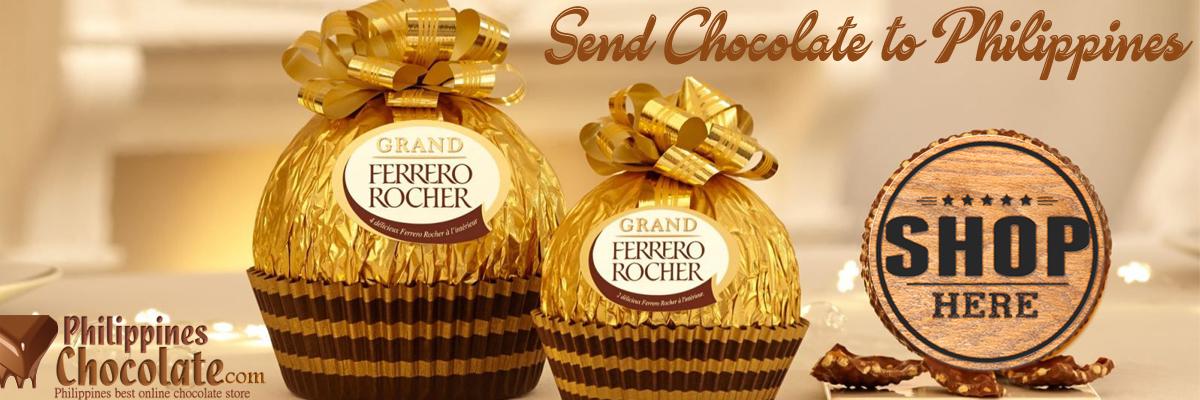send chocolate to manila philippines