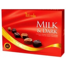 send alfredo milk & dark to philippines