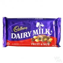 Send Cadbury Fruit & Nut 165g To Philippines