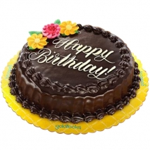 Send Chocolate Chiffon Round Cake By Goldilocks to Philippines