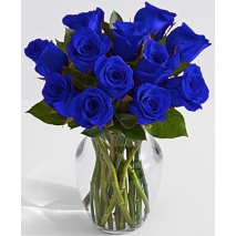 12 classic blue roses to philippines