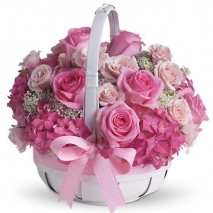 buy flowers basket to philippines